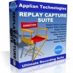 Image of Replay Capture Suite software package